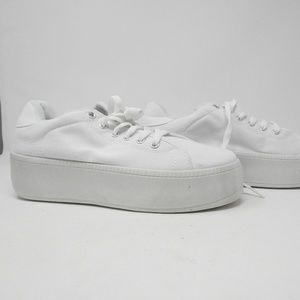 Shoes - White Block sneakers